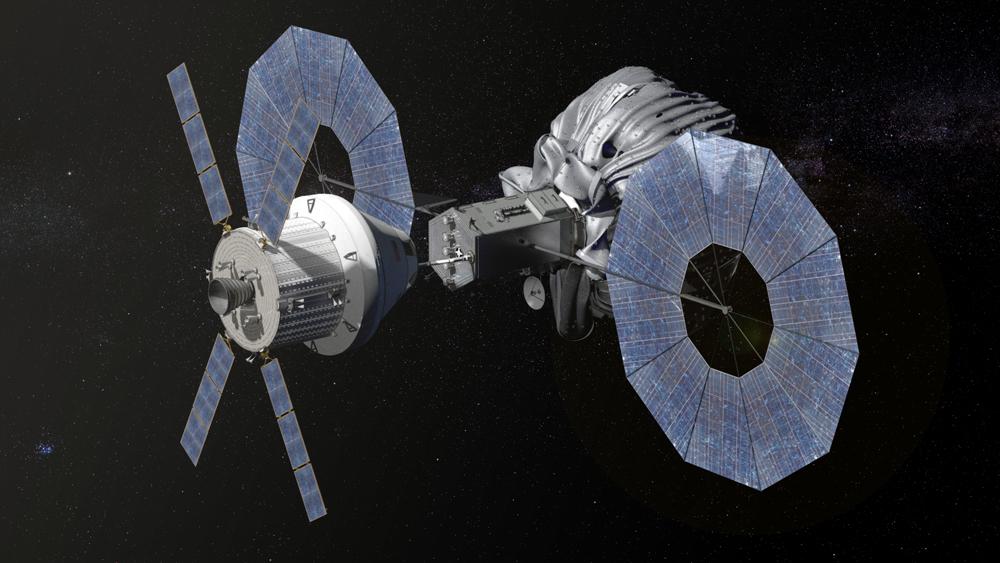 Así quiere capturar un asteroide la NASA