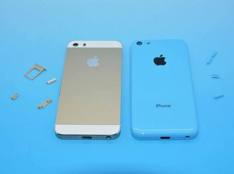 iPhones 5S y iPhone 5C (6)