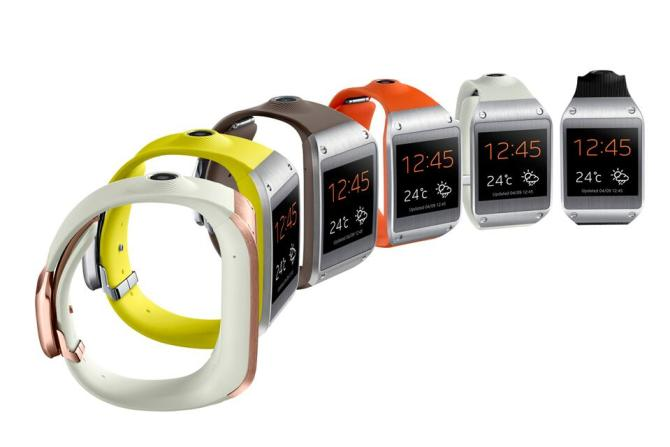 samsung galaxy gear colores