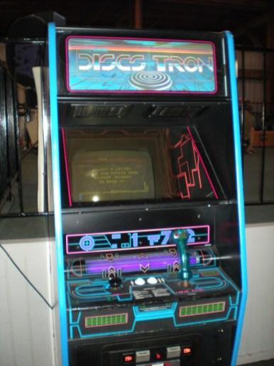 Disc Tron - Arcades de Leyenda