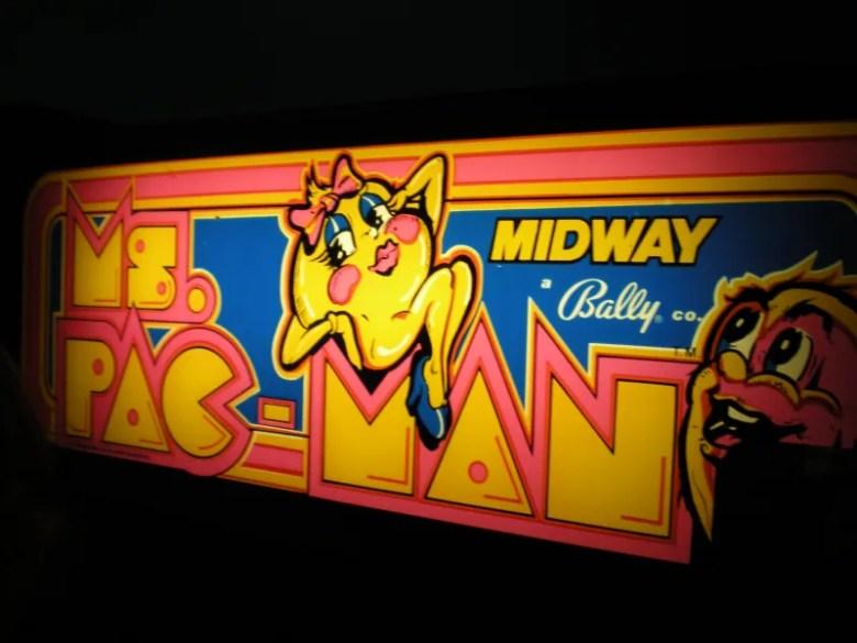Mrs Pacman - Arcades de leyenda (2)