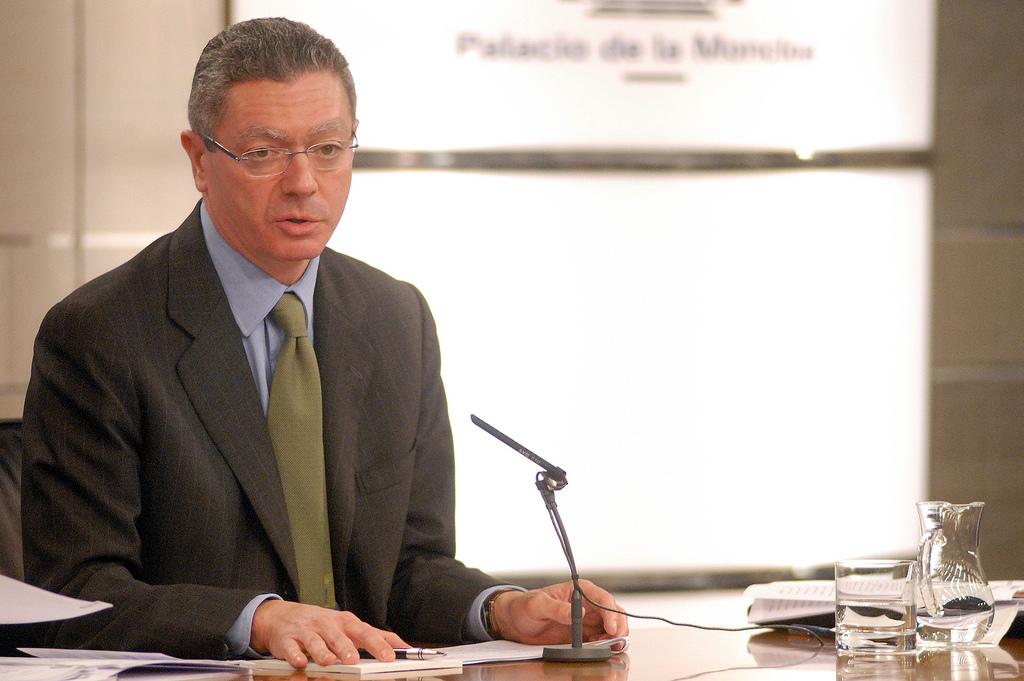 reforma del Código Penal de Gallardón