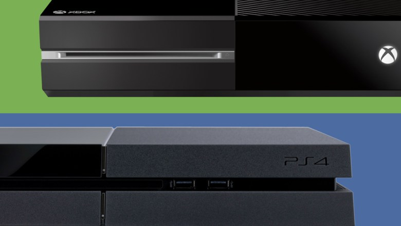 playstation 4 vs xbox one 2