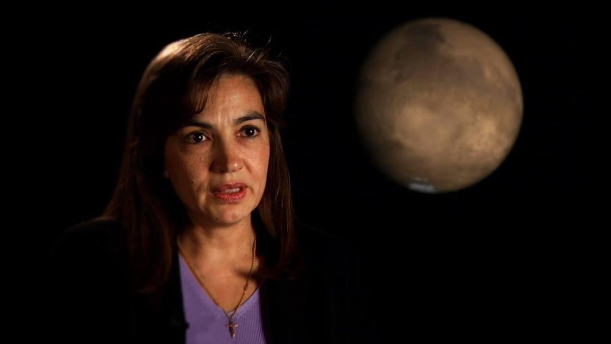 entrevista a Sandra Cauffman