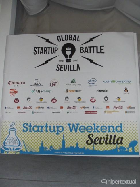 Startup Weekend Sevilla 18