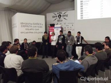 Startup Weekend Sevilla 21