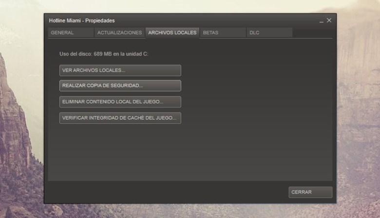 mejorar el rendimiento de steam windows cache