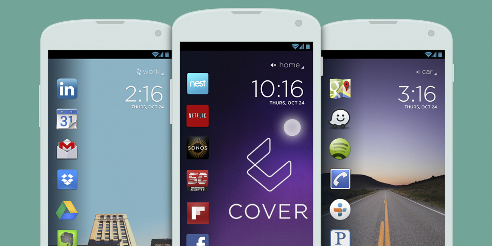 Cover para Android