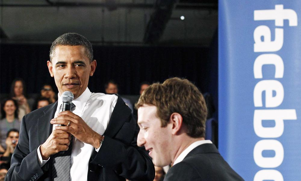 Facebook y Estados Unidos