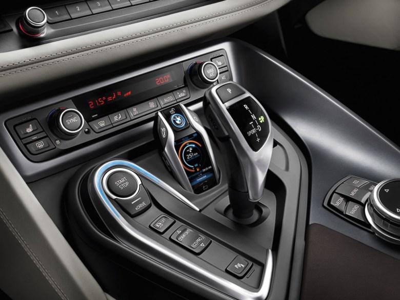 llave del BMW i8