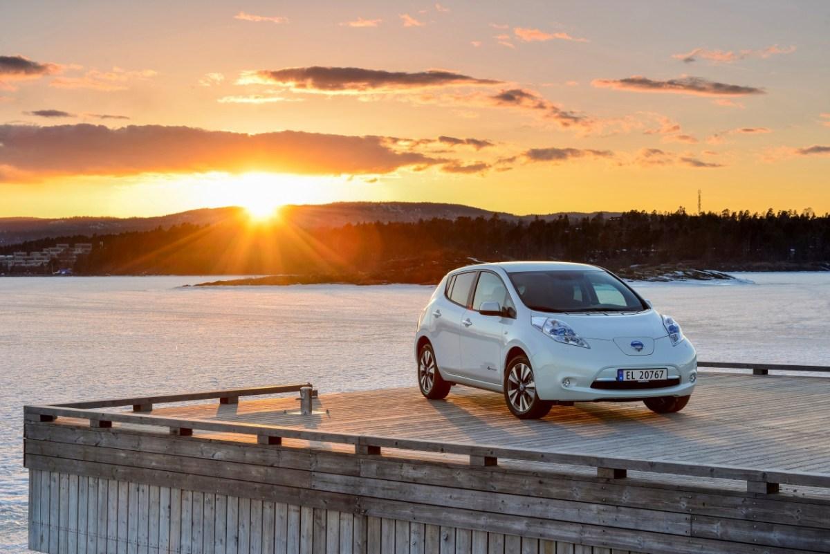 frío y el coche eléctrico
