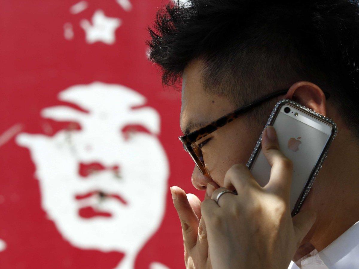Apple llegará a China