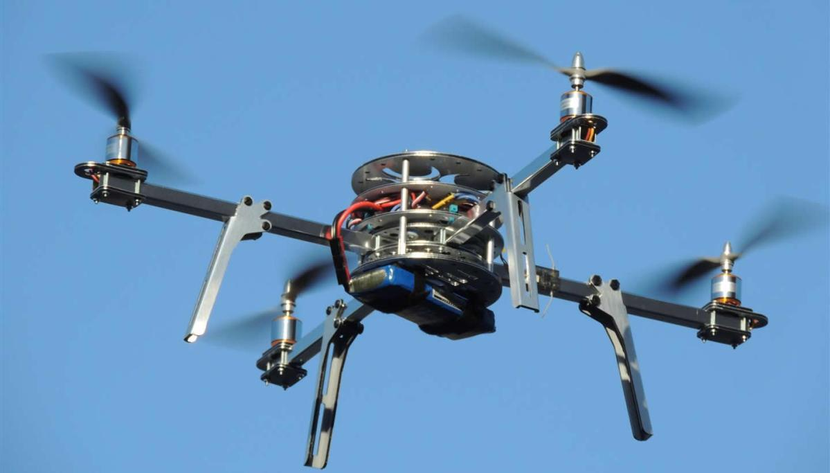 hackear drones