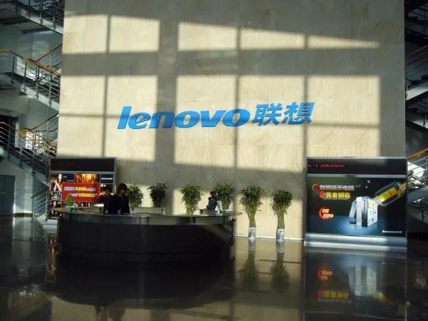 Lenovo compra el negocio de servidores