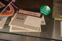 VisiCalc disco