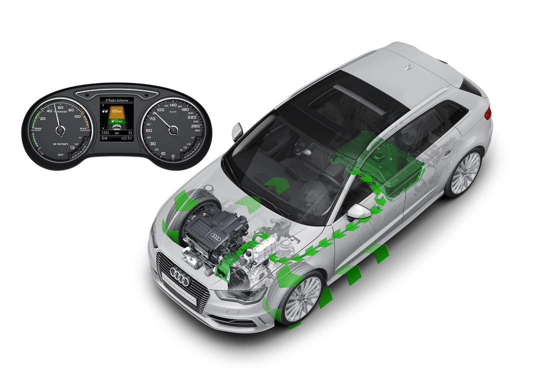 Audi en el CES