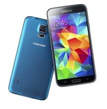 galaxy s5 azul