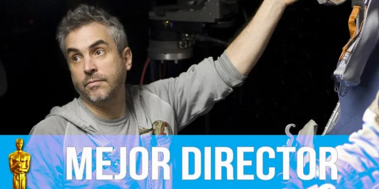 Alfonso Cuarón (Gravity)