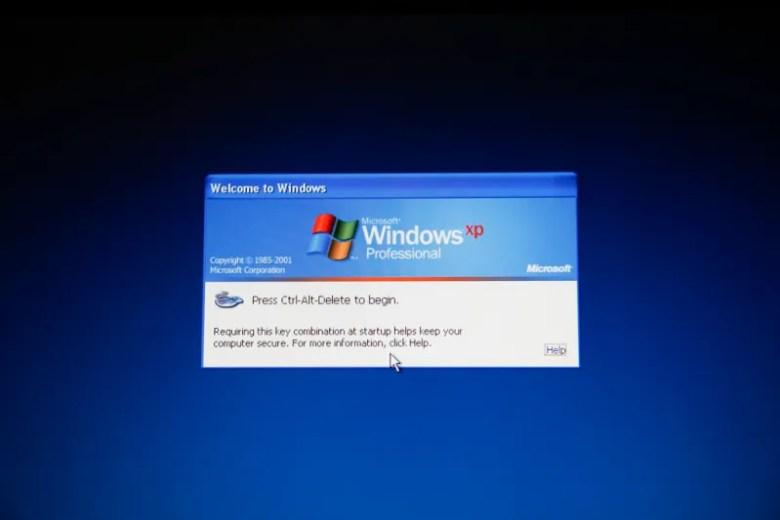 Fin de soporte de Windows XP