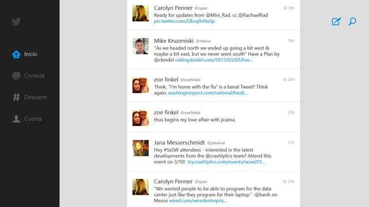 Twitter para windows 8 - Alternativas a MetroTwit: mejores aplicaciones de Twitter para Windows