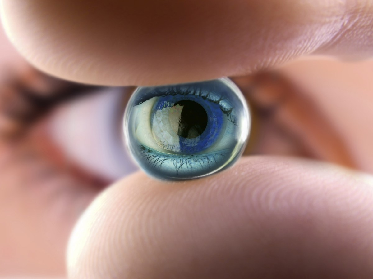 lente de contacto vision nocturna
