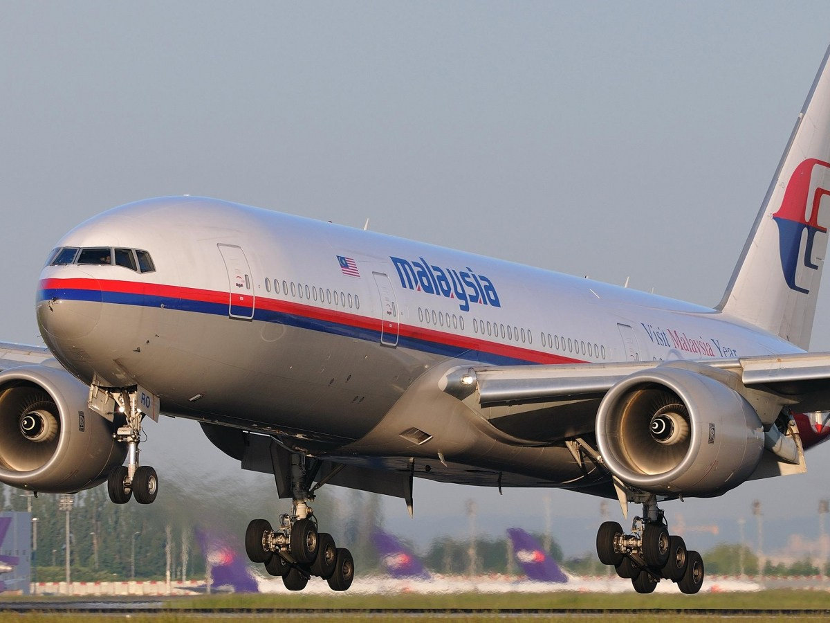 malaysia airlines avion