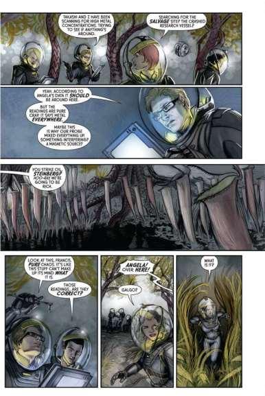 prometheus comic 3