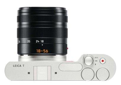 Leica T_silver_Vario-Elmar-T_18-56 ASPH_top