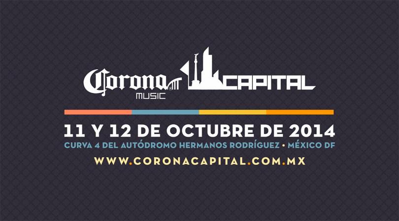 Corona Capital 2014