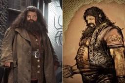 Hagrid, 'Harry Potter' - Imgur