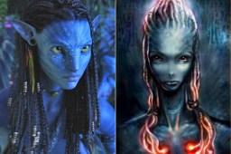 Neytiri, 'Avatar' - Imgur