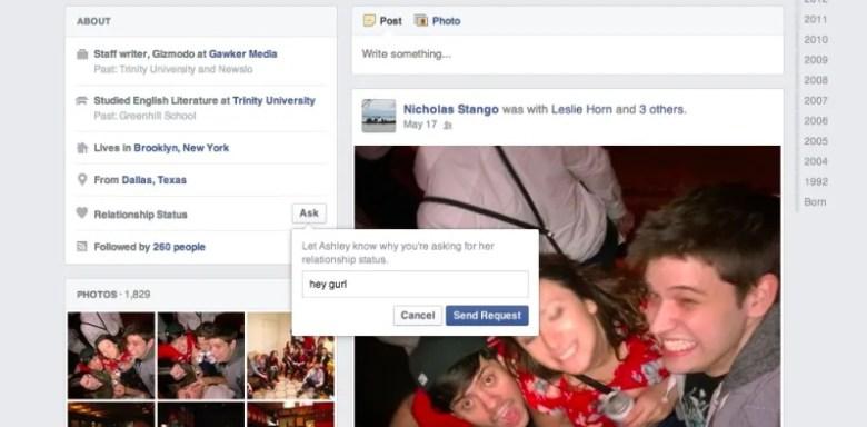 facebook estatus