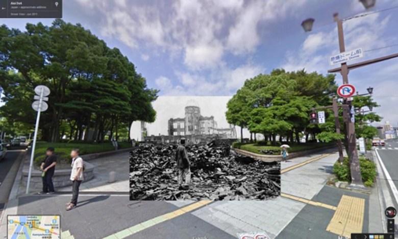 hiroshima street view