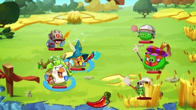 Angry Birds Epic 5