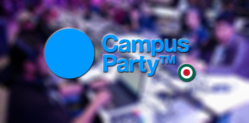 Campus Party Mexico 2014