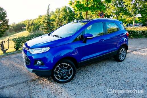 Ford Ecosport 2014-5