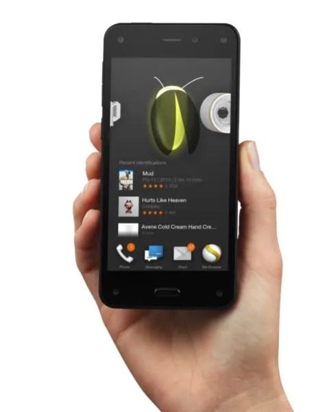 fire phone firefly
