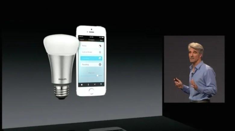 iOS 8 homekit