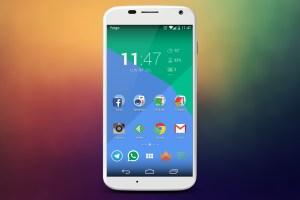 Iconos para android