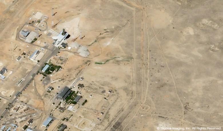 Skybox-satelite