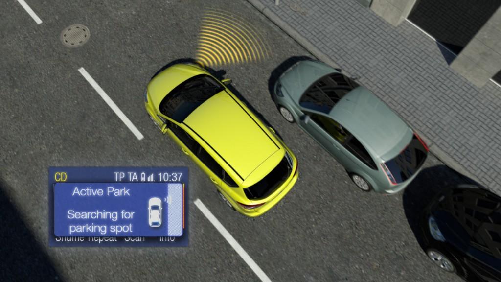 aparcamiento automático