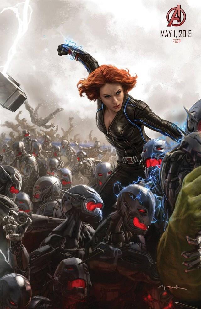 avengers age of ultron comic con 2