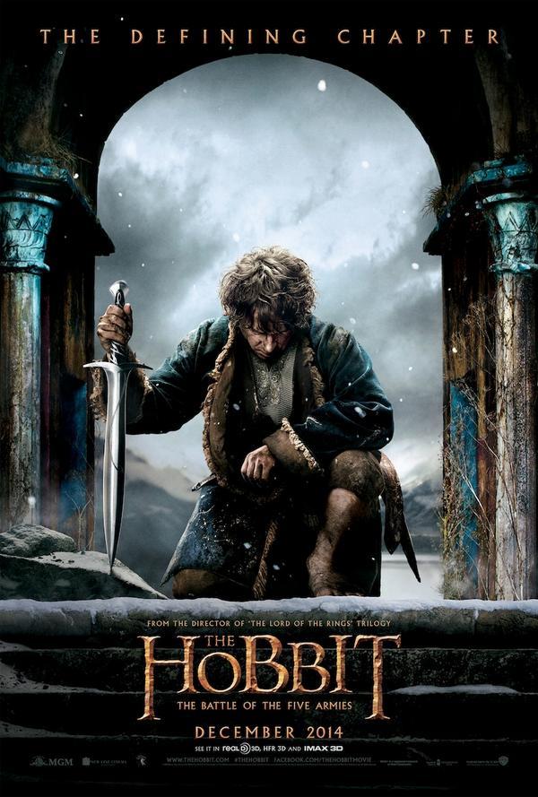 nuevo poster the hobbit