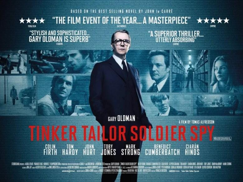 En el 2011 se realizó una adaptación a la novela en una película protagonizada por Gary Oldman. [Fuente](http://soniaunleashed.com/2012/02/21/tinker-tailor-soldier-spy-el-topo-de-tomas-alfredson-2011/).