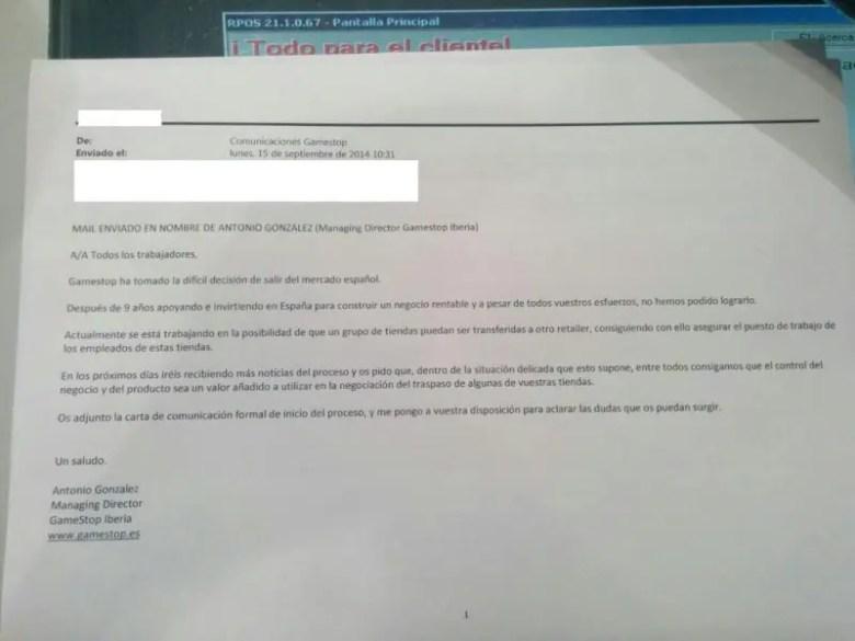 GameStop cierra en España 1