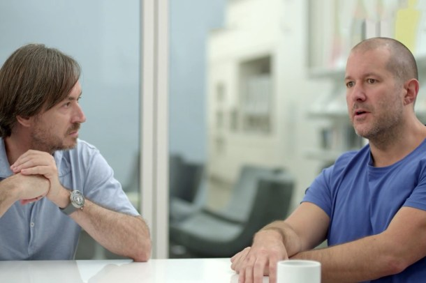 Marc Newson y Jony Ive