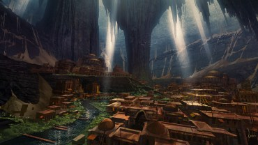 sandlantis-cave