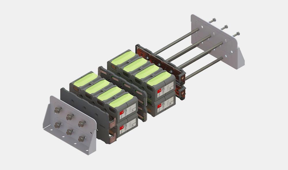 baterias modulares