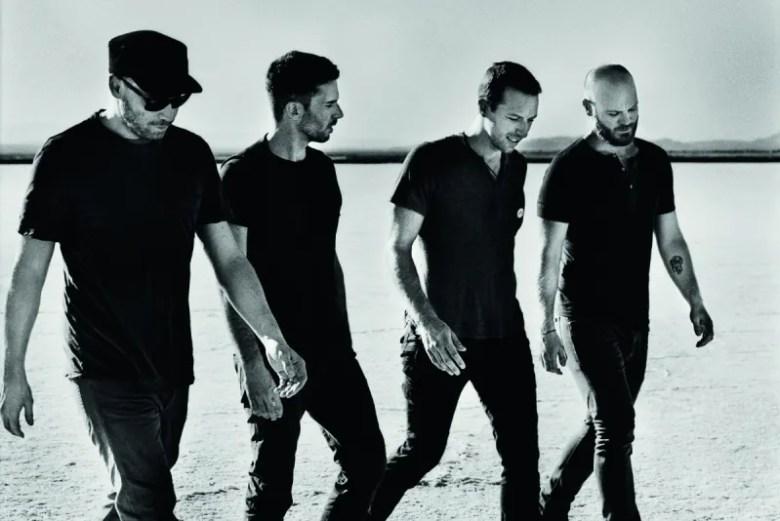 Coldplay también se negó durante meses a publicar Ghost Stories en Spotify.