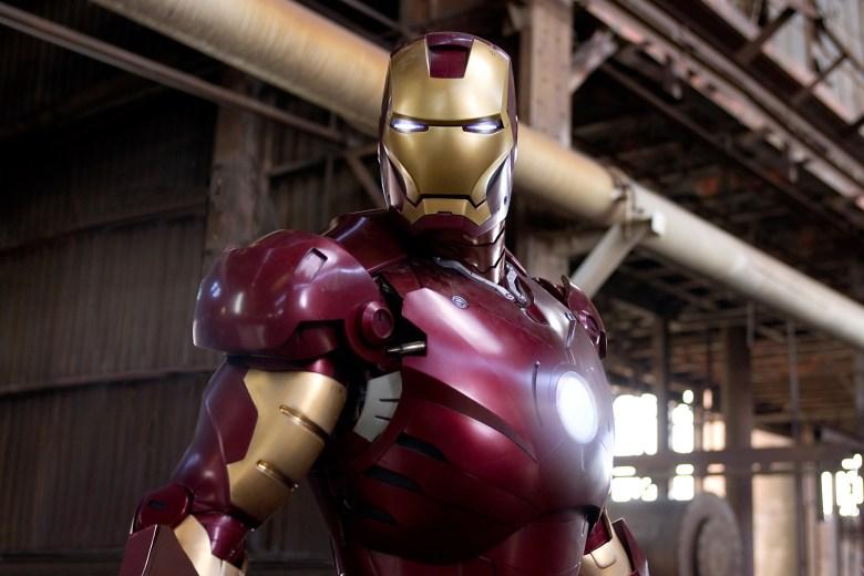 iron man the avengers